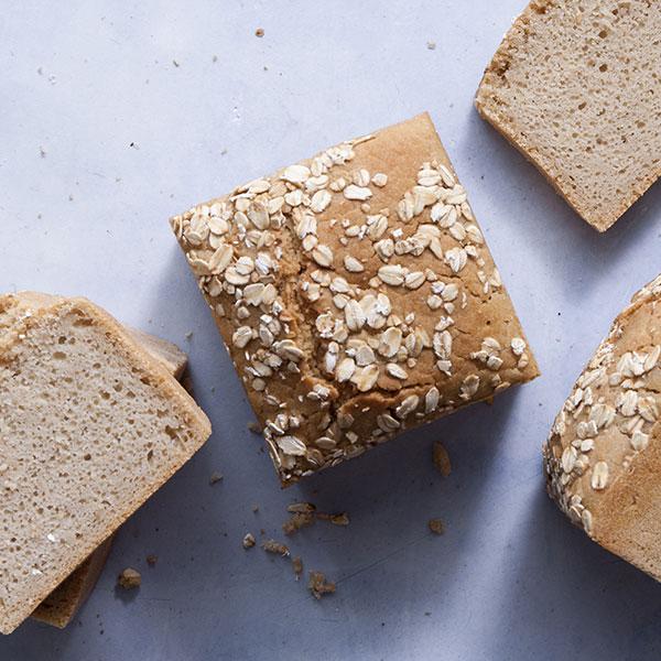 pão miolo aveia