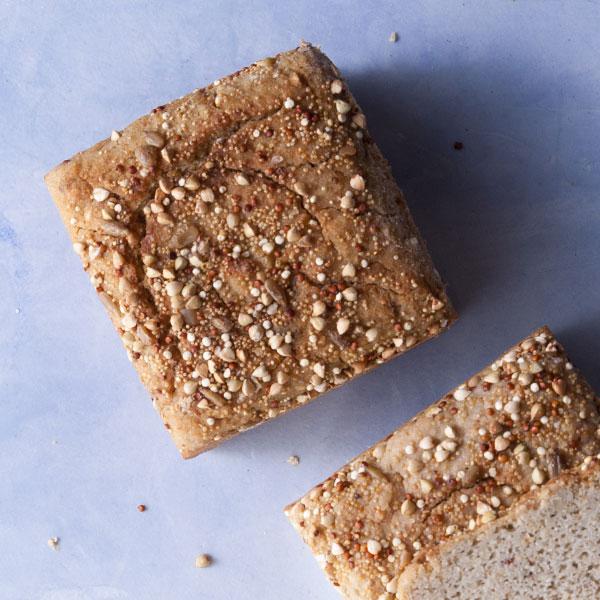 pão miolo break quinoa